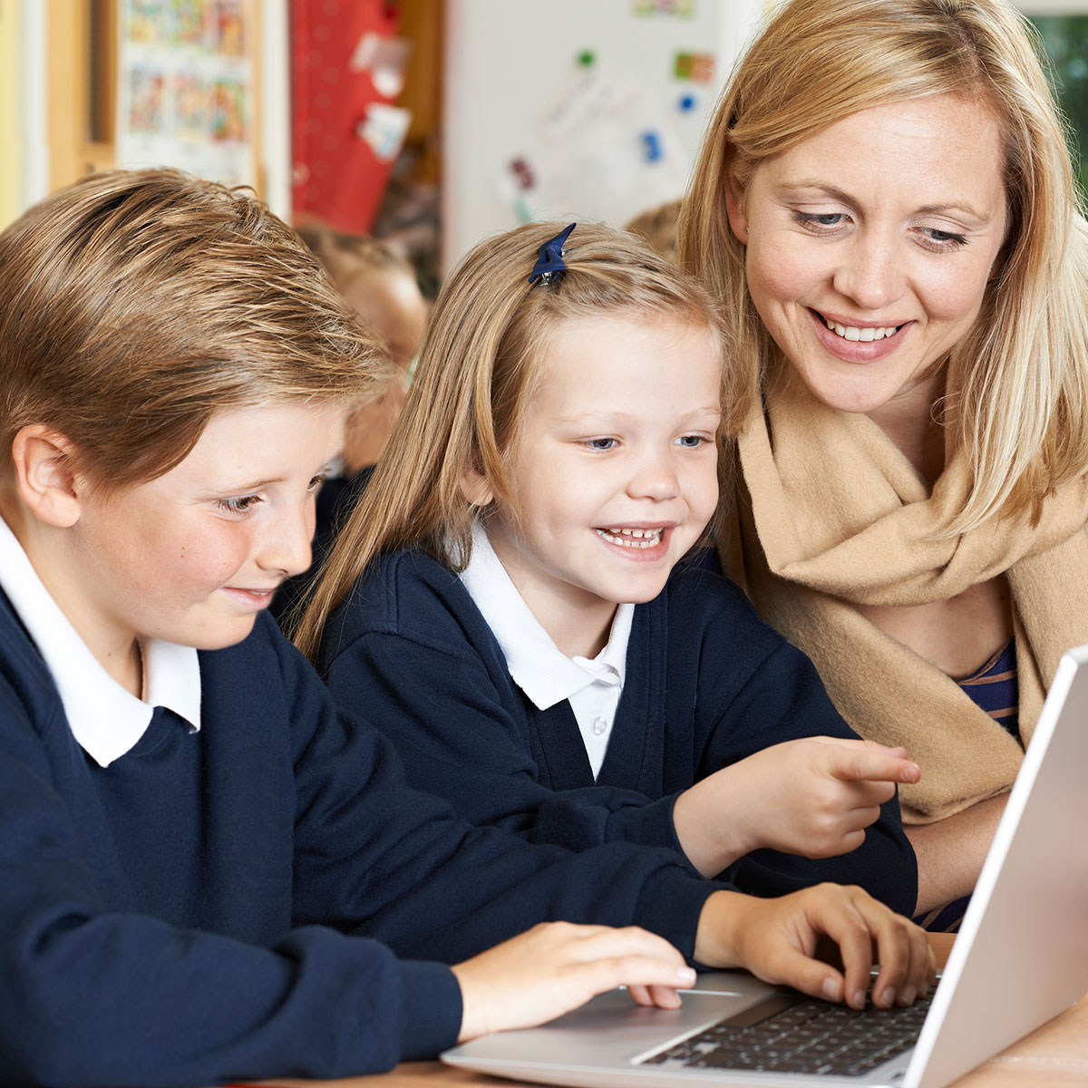 Primary Schools IT Support Anika Tech Support